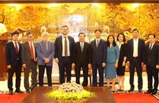 Hanoi hopes to bolster cooperation with Nordic capitals
