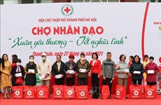 Red Cross and Red Crescent societies boost links to handle challenges