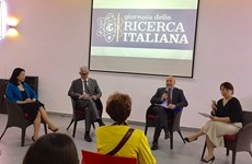 Vietnam, Italy conduct more than 40 joint scientific research projects