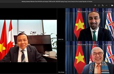 Canadian province has high hopes for stronger economic ties with Vietnam