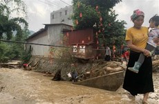 PM requests efforts to deal with floods in northern mountainous region