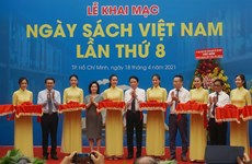 8th Vietnam Book Day kicks off in HCM City
