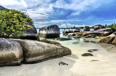 Indonesia's Belitung island recognised as UNESCO's global geopark