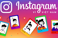 "Facebook launches ""Instagram for Vietnam"" campaign"