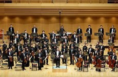 Special symphony concerts to gather over 100 artists