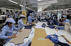 Hanoi: Q1 exports fall slightly year on year