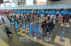 Noi Bai Airport expected to see record passenger traffic in coming holidays