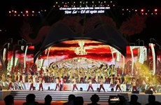 Visit Vietnam Year 2021 opens in Ninh Binh