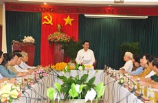 Election preparations in Binh Phuoc inspected