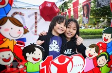 Action month spotlights children protection amid pandemic, disasters