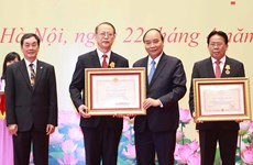 Outstanding scientists honoured with title, order
