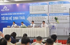Hoa Phat earmarks 3.67 bln USD for Hoa Phat Dung Quat 2 iron, steel project