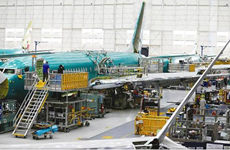 Malaysia's aerospace industry hoped to rebound early next year