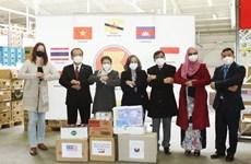 ASEAN helps Czech Republic fight COVID-19 catastrophe