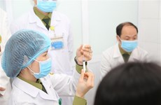Vietnam completes second stage of homegrown Nano Covax trials