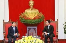 Vietnam ready to help Laos respond to COVID-19