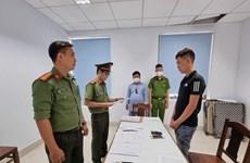 Da Nang starts legal proceeding against illegal entry organisers