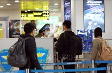 Aviation sector tightens pandemic prevention for upcoming holiday