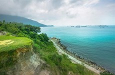 Quang Nam province develops sustainable marine tourism