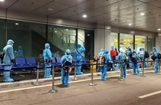 Vietnam confirms eight new imported COVID-19 cases