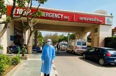 Vietnamese expats struggle amid India's devastating COVID-19 outbreak