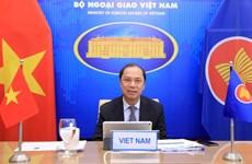 Vietnam attends 23rd ASEAN-India SOM