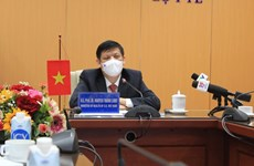 Vietnam willing to support Laos in COVID-19 fight: Health Minister