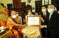 Vietnam Buddhist Sangha supports Cambodian Buddhists amid COVID-19