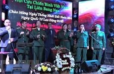 Vietnamese, Russian veterans commemorate National Reunification Day