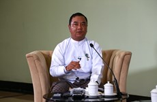 """Solution to Myanmar issue can be worked out in """"ASEAN way"""": military spokesman"""