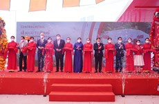 Central Retail launches its largest shopping mall in Thai Nguyen