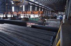 Construction material prices recover