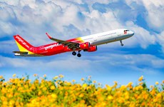 Vietjet reports positive performance in 2020