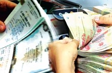 1.14 billion USD raised from G-bonds in April