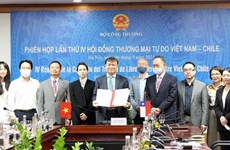 FTA providing impetus for Vietnam - Chile trade