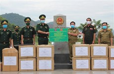 Son La offers medical aid to armed forces of Lao province