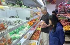 Retail sales, service revenue hit 73.5 billion USD in four months