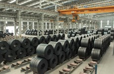 Hoa Phat's steel export volume increases 3.5 fold in April
