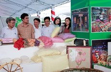 Hanoi boosts sale of rural products