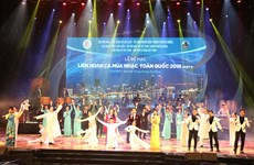 Songwriting contest launched to promote images of Vietnam