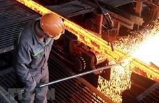 Steel sector making rapid strides forward