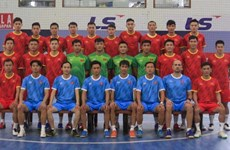 Vietnam to play friendly against Iraq ahead of crucial Futsal play-off tie
