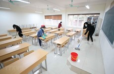 More than 30 localities keep school closures, exams to be flexible