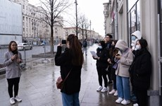 Contest launched in Russia to help students learn about President Ho Chi Minh