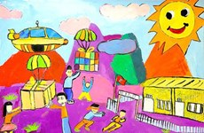 Children's fine arts contest launched