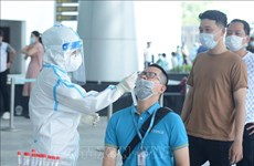 Da Nang: over 2,000 airport staffers tested for COVID-19