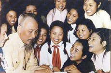Book celebrates President Ho Chi Minh's 131st birth anniversary
