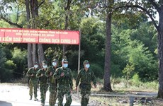 Army activates control system at highest level for COVID-19 prevention