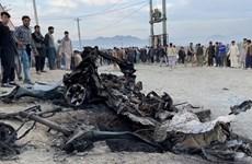 Vietnam conveys condolences to Afghanistan over terror attack at school