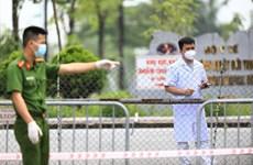 Indian coronavirus variant found in COVID-19 cases linked to Hanoi-based hospital